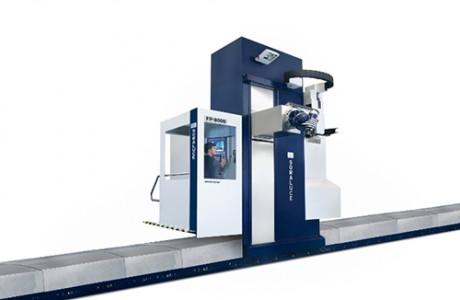 Floor type milling