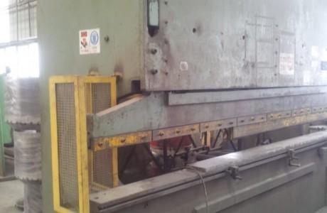 SIMAT hydraulic press brake 160 tons X 4000 mm