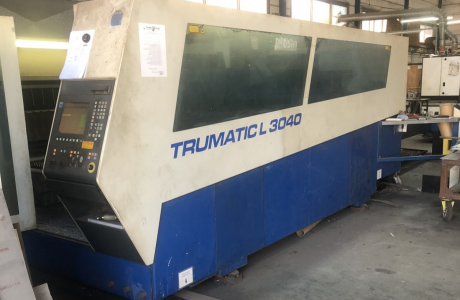 TRUMPF TRUMATIC L3040