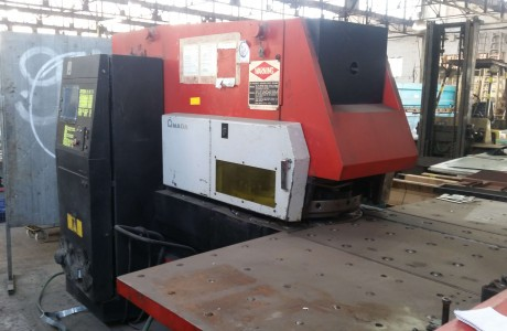 CNC Punching AMADA ARIES 245