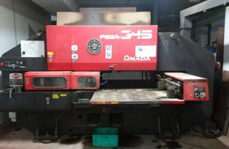 מנקבת CNC AMADA PEGA 345