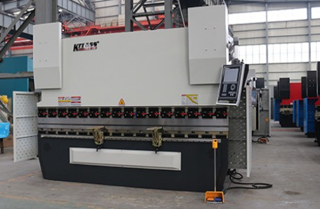 CNC press brakes (China), Delem control and European components