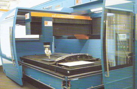 Prima Industrie Laser cutting machine DOMINO 3000x1500 mm