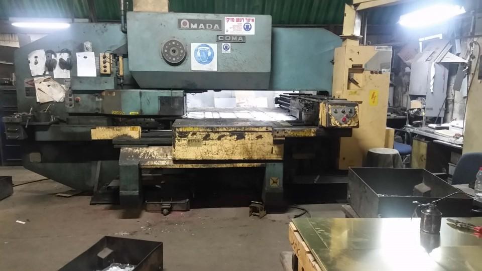 AMADA COMA 50 CNC Punching