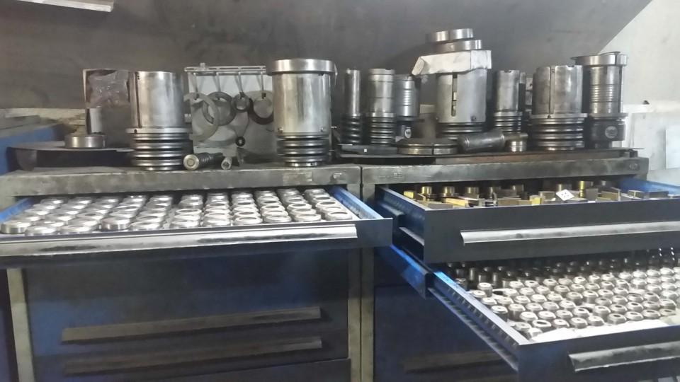 D M S I L machine tools Ltd  - CNC Punching - AMADA COMA 50