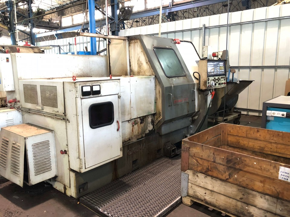 D M S I L machine tools Ltd  - Lathes - CNC lathes